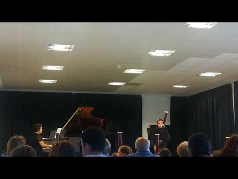 Fagot: Guillermo Griñón Portolés 1º EP