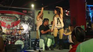 Lap Dance Treat for the Winner at Ropali 2nd Year Anniversary