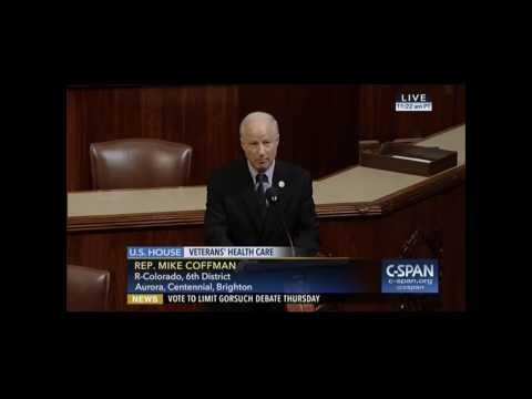Rep. Coffman - Veterans