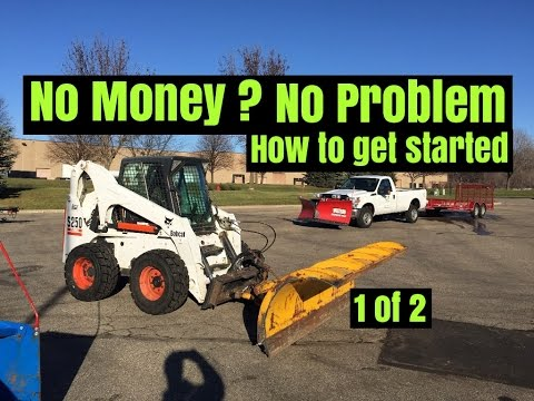 How do I Get started inLawn Care?pt #1