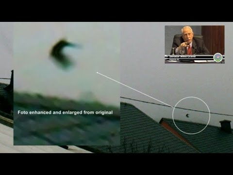 UFO Sightings U.S. Senator Claims Dirty Politics Rigged Elections & UFO Cover Ups 2014