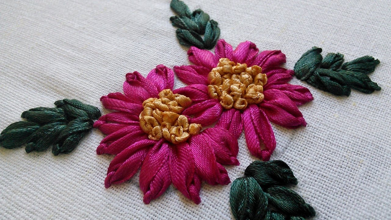 Hand Embroidery Designs | Cushion cover Design | Stitch and Flower & Hand Embroidery Designs | Cushion cover Design | Stitch and Flower ... pillowsntoast.com