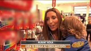 Kiszel Tünde túlköltekezte az évkezdést? - tv2.hu/aktiv