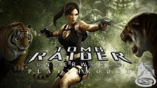 Tomb Raider: Underworld (HD PC) Part 1