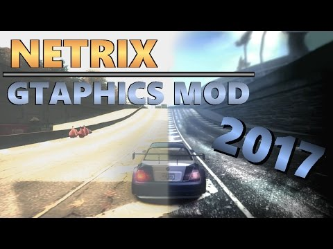 #Need For Speed Most Wanted# - Ultra Graphics Mod 2017 HD V.2