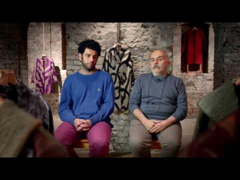 Selçuki & Ali CatWalk Amsterdam / Exhibition Adahan 2015