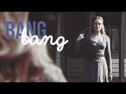 Dolores Abernathy  Bang Bang my ba shot me down