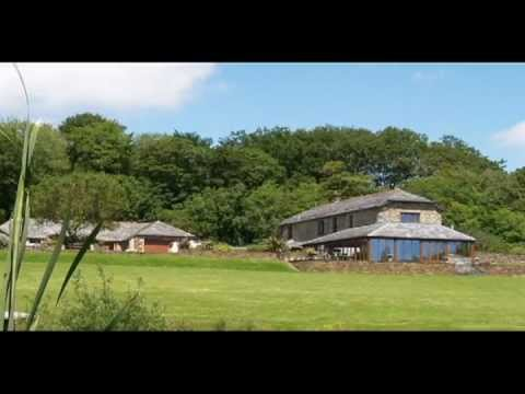 Hendra Barns Luxury Hen Breaks in Cornwall
