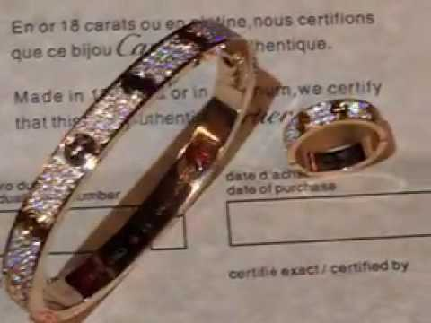 2017 Best Replica Cartier Love Bracelets Pink Gold