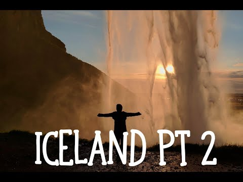 Weekend in Iceland Part 2 - The Ring Road, Vik, Epic Waterfalls - Travel Guide and Top Sights