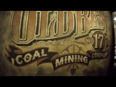 Coal Mine Tour at the Museum of Science and Industry Chicago