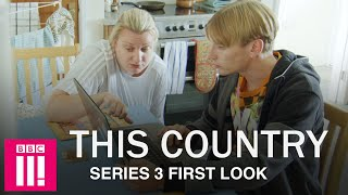 Kurtan Takes His Driving Theory Test | This Country Series 3 First Look