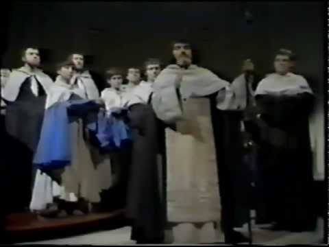 Britten - The Burning Fiery Furnace - 1968 BBCtv broadcast.  With Pears, Drake, Luxon, Tear