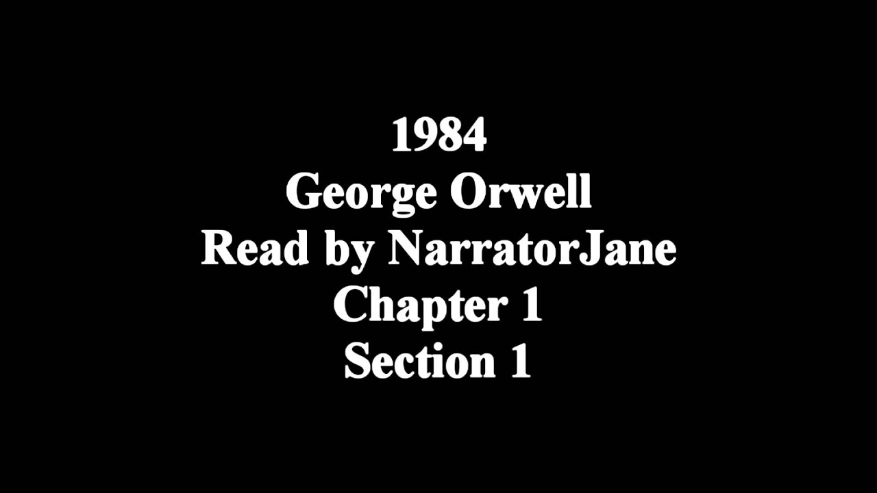 a reading report on 1984 by george orwell A marxist reading of george orwell's 1984 no description by claire dong on 12 june 2014 comments (0) please log in to add your comment report abuse transcript.