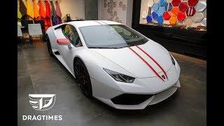"""Dt_special. Студия Персонализации Lamborghini """"Ad Personam""""."""