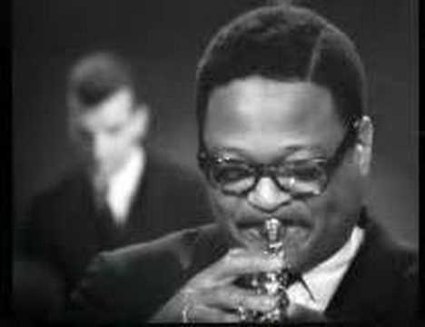 Clark Terry on Straight No Chaser