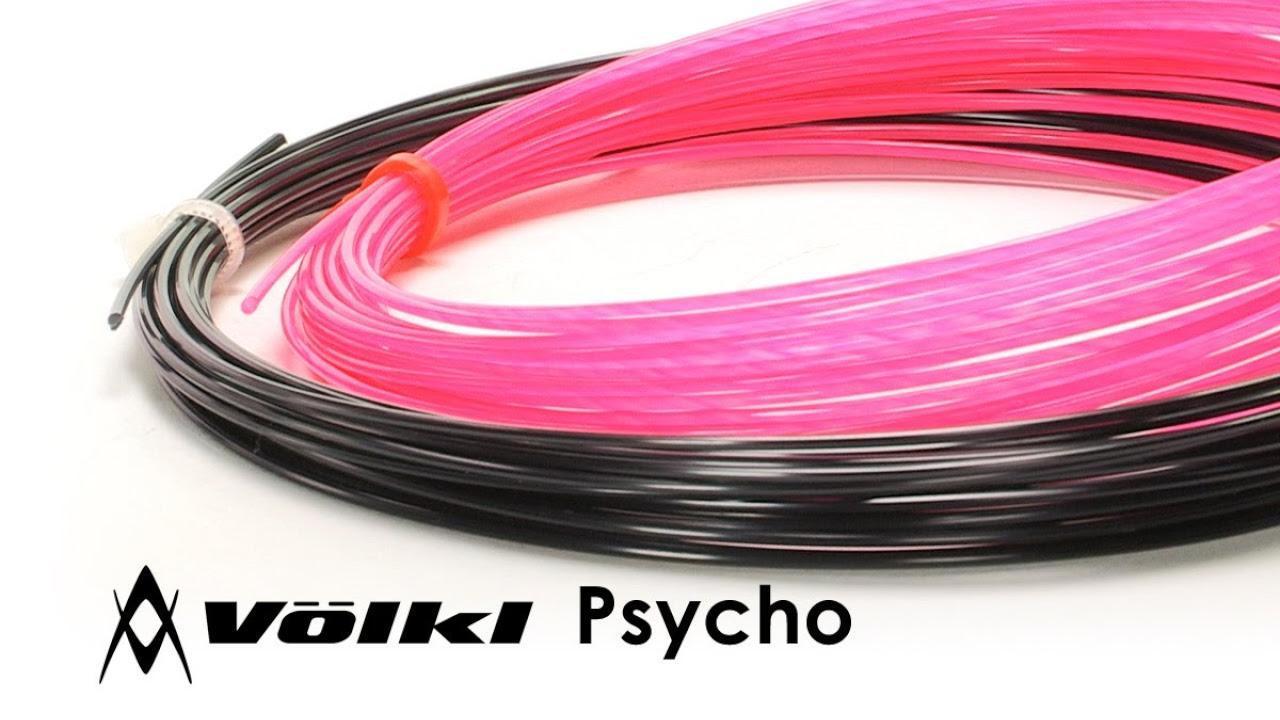 Volkl Psycho Hybrid Tennis String