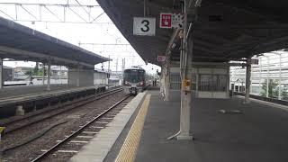【遂に桜井線でも運用開始!】227系1000番台 U普通|奈良 天理発車