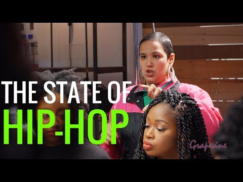 THE GRAPEVINE | The State Of Hip Hop | S3EP13 (1/2)