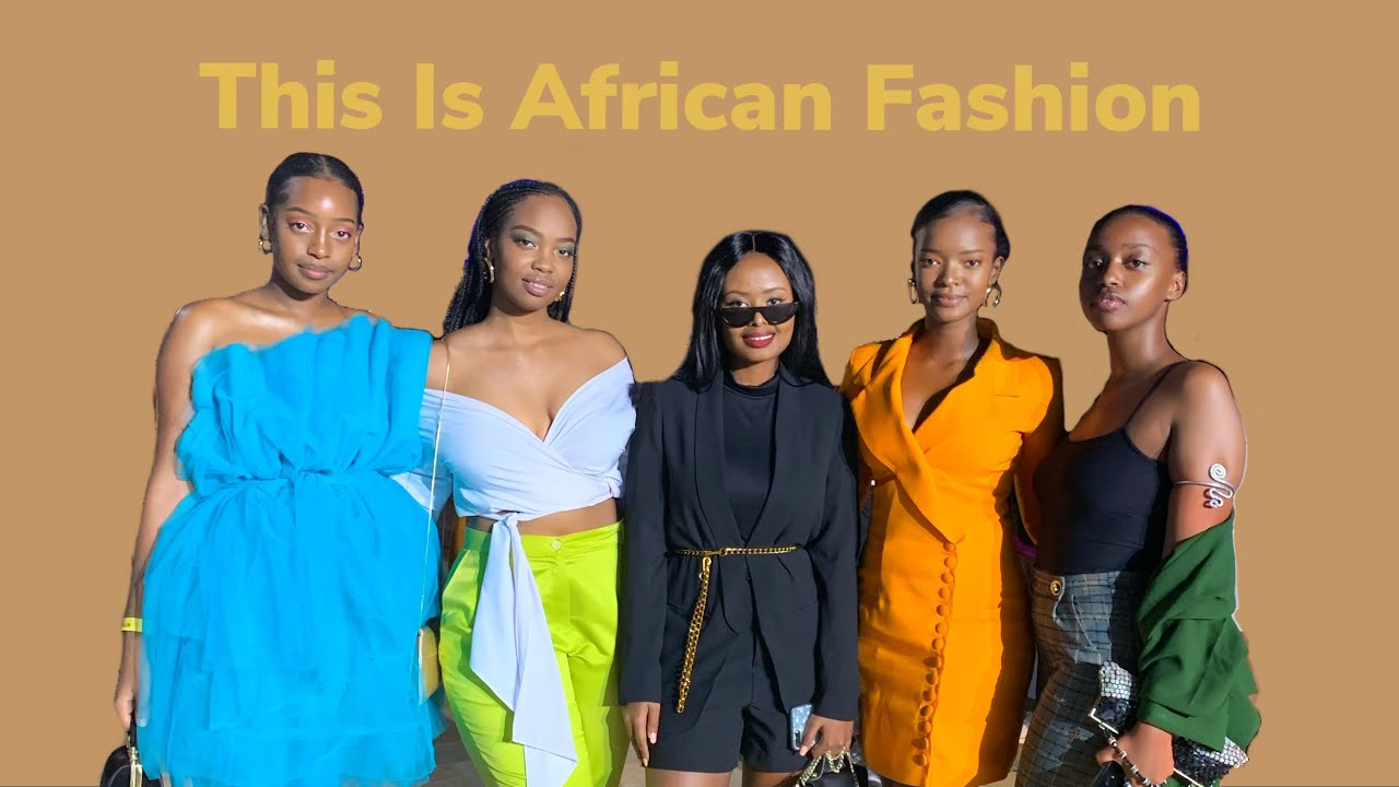 Rwanda Fashion Week '19 - GRWM + Runway Highlights