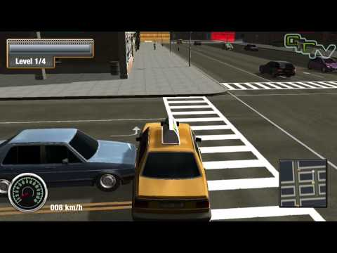 Let´s Test New York Taxi Simulator [German][HD]