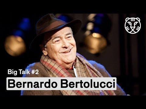 Big Talk #2: Bernardo Bertolucci (Io e te)