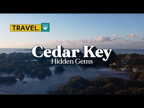 Hidden Gems In Cedar Key, Florida