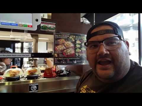 Kula Revolving Sushi Bar Little Tokyo LA