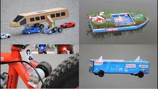 4 Amazing DIY Toys - Awesome Ideas Compilation