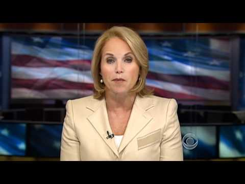 Katie Couric leaving CBS Evening News