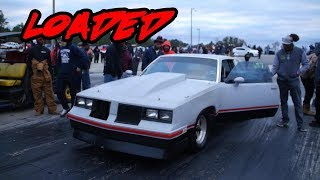 MEAN SHOT OF NITROUS ON THIS CUTLASS!! IT GOES BY SILENCE!