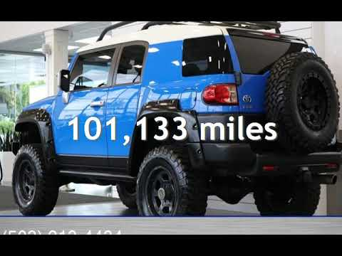 2007 Toyota FJ Cruiser 4dr SUV for sale in PORTLAND, OR