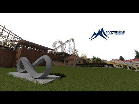 POV | ∞INFINITY∞ | RMC Ibox Track Custom Coaster | NoLimits2 Pro