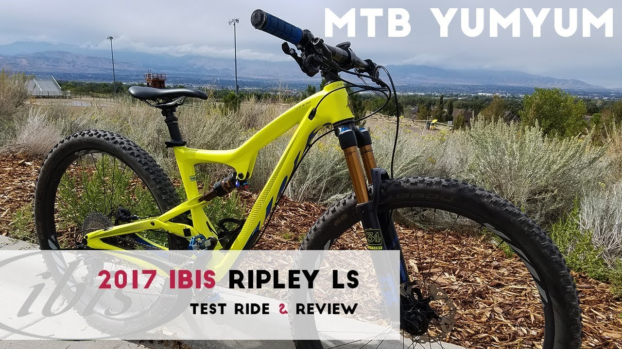 2017 Ibis Ripley Ls Test Ride Review Youtube