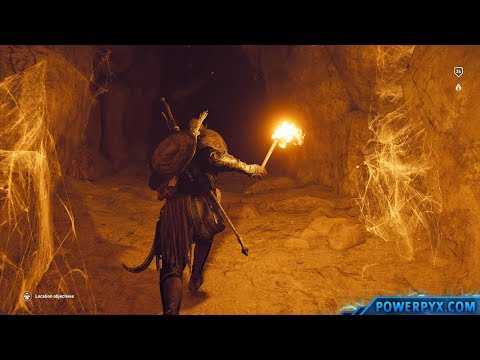 Assassin's Creed Origins – Tomb of Khufu Walkthrough & Location (Great Pyramid of Giza Tomb)