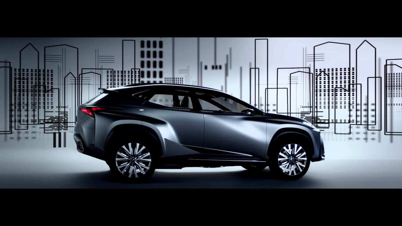 The Lexus Lf Nx Reveal Film Youtube