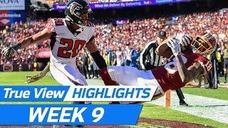 Top 360 & POV True View Plays of Week 9 | NFL True View