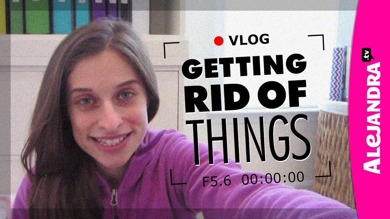 Getting rid of things vlog youtube for How to get rid of things