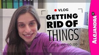 Getting Rid of Things [VLOG] Thumbnail