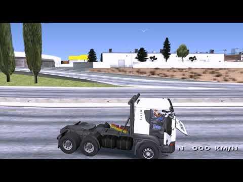 Iveco Trakker E4 2007 🔥 GTA San Andreas 4K Famous