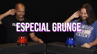 Adivinhando GRUNGE em 1 SEGUNDO! | Desafio do 1 Segundo #9