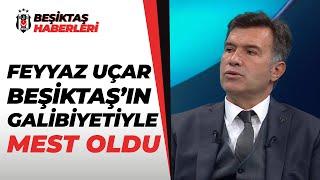 Feyyaz Uçar'dan Beşiktaş İçin Şampiyonluk Sözleri/ Yeni Malatyaspor 0-1  Beşiktaş Maç Sonu Yorumları
