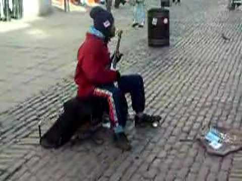 One man Band Guitarist London