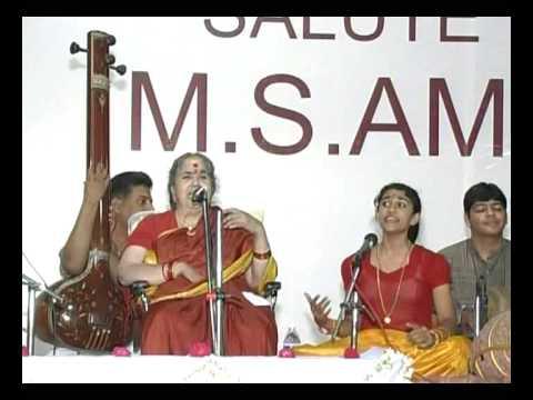 Radha Viswanathan - Maathe - Daru Varnam - Khamas