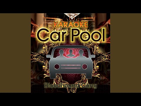 Ecco Song (In The Style Of Bloodhound Gang) (Karaoke Version) (Karaoke Version)