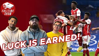 You Earn Your Luck! | Chelsea 0-1 Arsenal | FULL-TIME