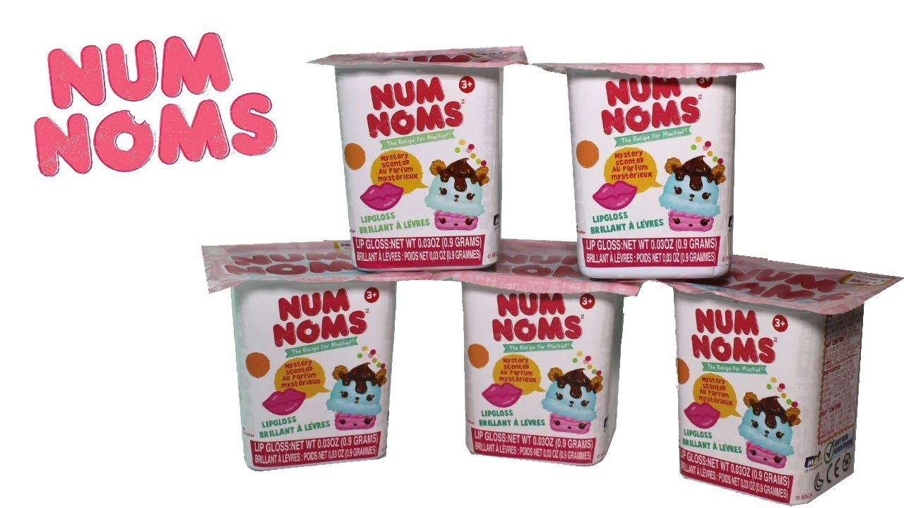 Num Noms Blind Bags Related Keywords Num Noms Blind Bags