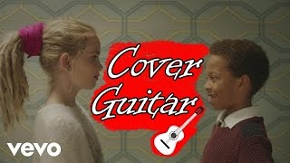 Black M - French Kiss (Cover Guitar & Lesson   )