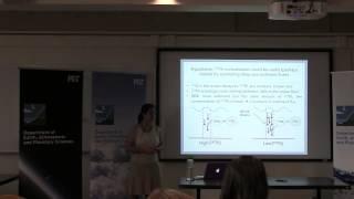 EAPS Senior Thesis Presentation 2014: Jessica Fujimori