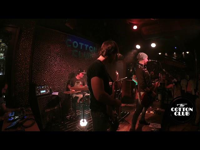 Superalfa en directo en Cotton Club Bilbao  El antidoto
